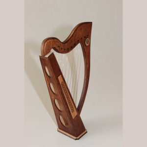 Miniature Musical Instrument Harp