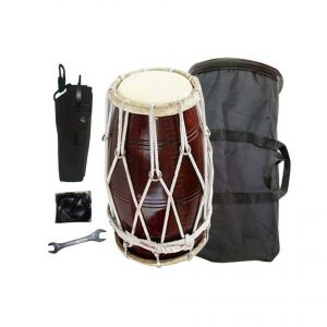 Musical Dholak With Kit