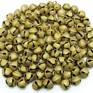 Naad NS-34 Ghungru Brass Bells Lot of 100 Pcs For Kathak Ghungroo Indian Classical Dance