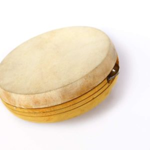 Naad HandMade Kanjira Hand Percussion Indian Musical Instrument